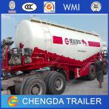 30La GAC Ciment Vraquier Pétrolier ravitailleur de ciment 50tonne de ciment en vrac remorque