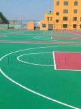 Alta pavimentazione elastica del campo da pallacanestro del fornitore del Guangdong