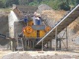 Do disconto móvel Jaw+Cone do triturador do Hardstone planta móvel do triturador