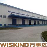Новое производство легких стальных структуру для склада