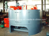 Type pivotant durables grenaillage Machine