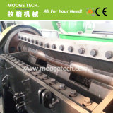 Máquina trituradora de película plástica de residuos con capacidad 300-1000 kg/hr.