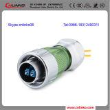 3years保証の金属IP67は光ファイバコネクターを防水する