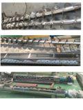粉の中継のための新型ステンレス鋼ねじコンベヤーの使用
