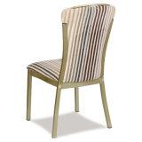 Hotel Stackable New Design cadeira de banquete de alumínio