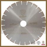 Lâmina de serra de diamante soldada de prata para lâmina de diamante de corte de granito (SN-78)