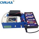 Батарея - приведенный в действие миниый генератор озона 400mg/Hr с коробкой батареи