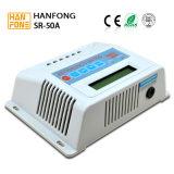 Regulador solar de la carga de la energía solar 48V 50A para el sistema del panel solar usado en el hogar (SRAB50)