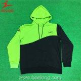 École Hoodies de sublimation d'usure de sports de vert de teinture de Healong à vendre