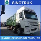 Caminhão resistente do veículo de carga de 10 rodas exportado para África