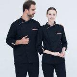 Projetar o uniforme uniforme da cozinha do cozinheiro do restaurante de Italia vestem uniformes do cozinheiro chefe