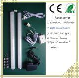 Verbindbares LED-Stab-Licht mit Milch oder Klarsichtdeckel