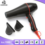 Secador de cabelo profissional com anel de borracha para Beleza Use RG9600