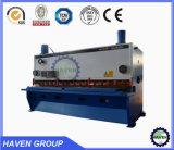 Chinesische hydraulische Stahlplatten-Schere mit CER