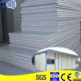 Panel de sándwich EPS de peso ligero para techo y pared