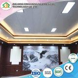La conception de marbre plafond PVC, PVC Panneau mural avec une haute qualité prix bon marchéDC-57