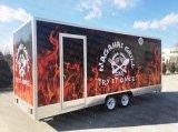 Caminhões Alimentar móvel Mobile Sorvete de Reboque Alimentar Van Mobile Trailer alimentar