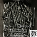 パレットコイルの釘またはリングの釘またはねじ釘のための機械装置をねじる釘の糸の圧延機/Nail