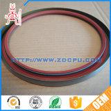 食品等級のシリコーンゴムの円形のOリング/長方形のゴム製シールリング