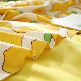 Barato preço de venda quente dispersar Imprimir colcha da cama da Tampa