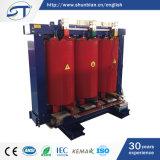 Trasformatore di potere amorfo Dry-Type a tre fasi del metallo