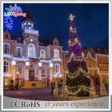 상업 급료 LED 옥외 거대한 크리스마스 나무 빛