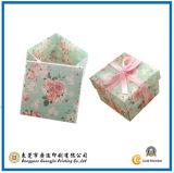 Caja de embalaje del regalo del papel de la flor del resorte (GJ-Box476)