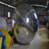 膨脹可能な銀製ミラーの球の/Inflatable広告のためのニースミラーの気球