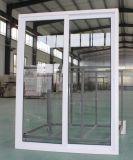 Окно PVC при сетка москита сползая окно и дверь PVC
