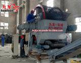 건축 로더 거대한 타이어 슈레더