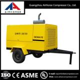 10bar, compresor de aire portable diesel del tornillo 10m3/Min con el Ce de Cummins Engine