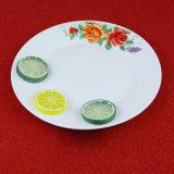 Piatto di ceramica stabilito dell'articolo da cucina della stretta della Camera