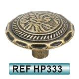 Цинкового сплава мебель кабинета ящик кухня Потяните ручки (HP333)