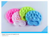 16.2*15cm Palet Colorful en Cute voor Kids en Students (kikker)