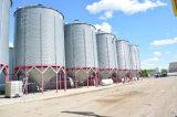 Galvanizado en caliente de acero de silo de almacenamiento de granos en China