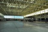 La estructura de acero de Edificio de estacionamiento de aeronaves