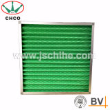 Filtros de painel de ar de carbono ativado (CH GC)