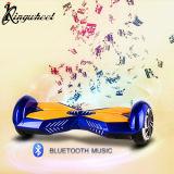 Kingwheel eléctrico Inteligente de 6,5 pulgadas y un altavoz Bluetooth Música Cuerpo sentido Scooter (KW-A002S)