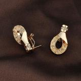 方法アクセサリーの一定のステンレス鋼の模造真珠のイヤリングのネックレスセット