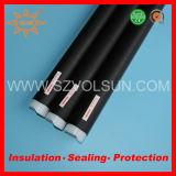 barilotti dell'aletta terminale di 3m che sigillano il tubo freddo dello Shrink