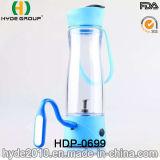 La bouteille électrique en plastique populaire de dispositif trembleur de fruit, BPA libèrent la bouteille en plastique de dispositif trembleur de jus de vortex