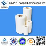 BOPP Film de laminage à chaud pré-revêtu (mat)