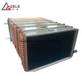 Design personnalisé plaque échangeurs en aluminium des bobines et le radiateur pour machines de film de plastification