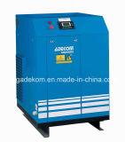 Compressore industriale lubrificato rotativo della vite raffreddato aria