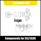 Bobine de solénoïde Wabco 4422022621 pour le dessiccateur d'air d'ECAS de camion