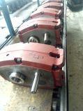 Tamanho do furo da saída de 40mm à caixa de engrenagens montada eixo de Gaar do redutor de 120mm Smr