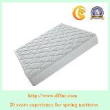 Colchón Pocket de la espuma de la memoria del colchón de resorte para los muebles caseros