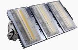 IP65 3PCS COB LED de alta potência com 120W LUZ DO TUNEL / Luz de High Bay / Luz de inundação / Dock em destaque