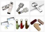 Stylo de mémoire USB à puces en plastique à impression gratuite (ET091)