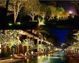 Foco LED 18W para jardín proyector LED